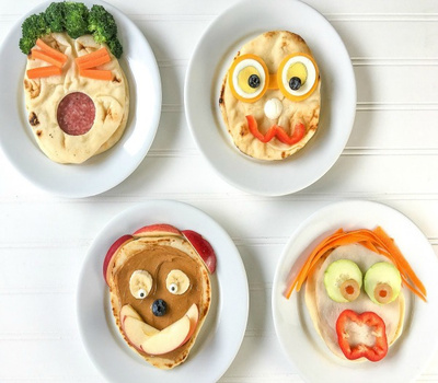 Easy and Fun Kids Lunch